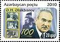 Stamps of Azerbaijan, 2010-908.jpg