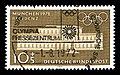 Stamps of Germany (BRD), Olympiade 1972, Ausgabe 1970, 10 Pf, Sonderstempel.jpg