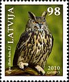 Stamps of Latvia, 2010-12.jpg