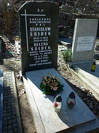 Stanisław Sołdek grób.JPG