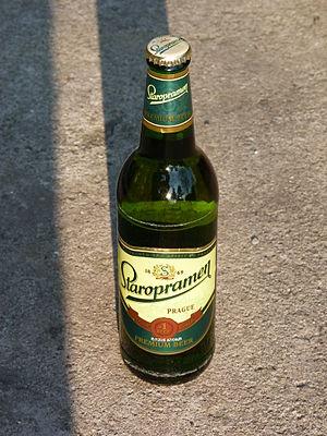 Staropramen Brewery - Staropramen premium beer