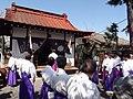 Starting the Tenzushi-shrine, Tenzushi-dolls.JPG