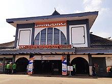 Stasiun Bandung - Wikipedia bahasa Indonesia, ensiklopedia