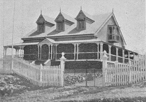 Alderley, Queensland - Farrington House, 1932
