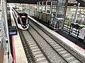 Station Villetaneuse Université Ligne 11 Express Tramway Villetaneuse 6.jpg