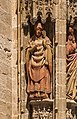 Statue Bishop cathedral Sevilla.jpg