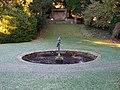 Statue and fountain, Westonbirt House, Tetbury - geograph.org.uk - 1106332.jpg