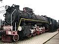 Steam locomotive - panoramio - Wolodymyr Lavrynenko.jpg