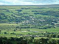 Steeton and view over Aire Valley taken from Lightbank Lane Silsden - geograph.org.uk - 57950.jpg