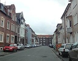 Steinstraße in Hamm