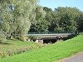 Stephenson Way road bridge Newton Aycliffe - geograph.org.uk - 1498078.jpg