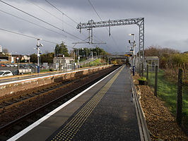 Stepps railway station 20151113.jpg