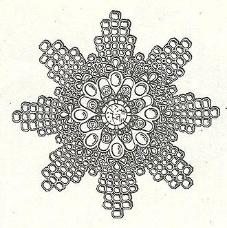 Order of the Nine Gems - Image: Ster van de Heilige Orde Thailand