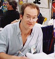 At the 1992 San Diego Comic Con.Photo by Corey Bond.