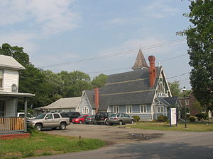 Christ Church (Stevensville, Maryland) - Image: Stevensville, Maryland (08 2007) 7