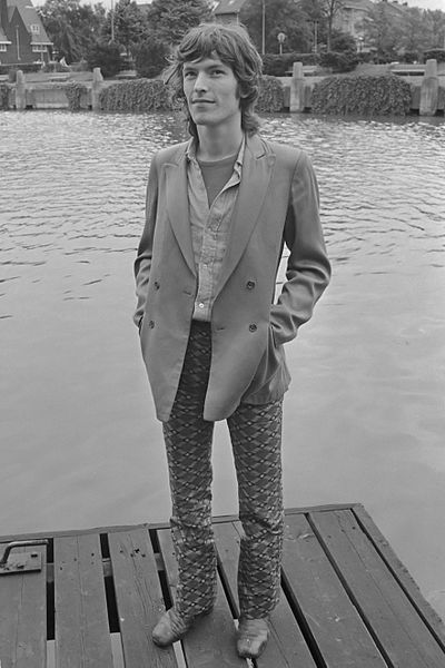 Picture of a band or musician: Steve Winwood