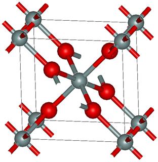 Stishovite silica mineral, rutile mineral group