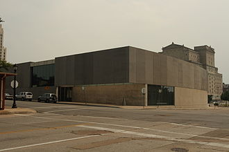 Midtown St. Louis - Image: Stl contemporary art museum