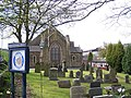 Stocksbridge United Reformed Church, Graveyard and Meeting Hall - geograph.org.uk - 1029958.jpg