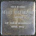 Stumbling block for Nelly Rosenbaum (Alexianerstraße 23)