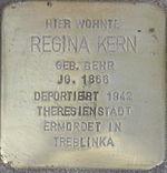 Stolperstein Böchingen Kern Regina geb Behr.jpeg