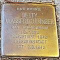 Stolperstein Betty Wassertrüdinger (Schwelm).jpg