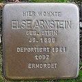 Stolperstein Else Arnstein in Beckum.nnw.jpg