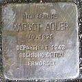 Stolperstein Gießen Nordanlage Margot Adler.JPG