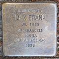 Stolperstein Max Frank by 2eight 3SC1418.jpg