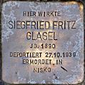 Glasel, Siegfried Fritz