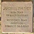 Stolperstein für Jakob Reinhardt (Salzburg).jpg
