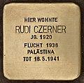 Stolperstein für Rudi Czerner (Cottbus).jpg