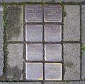 Stolpersteine Köln, Verlegestelle Nußbaumerstraße 7.jpg