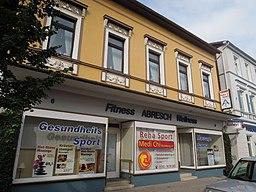 Obertorstraße in Bückeburg
