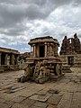 Stone Chariot in Vitthala Temple.jpg