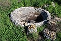 Stone trough in Adullam.jpg