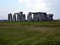Stonehenge Wide Angle