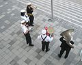 Storyville Stompers from above Tulane.jpg
