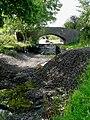Stourbridge Canal empty at Middle Bridge - geograph.org.uk - 977348.jpg
