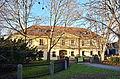 Strašnice, Bečvářův dvůr na podzim.JPG