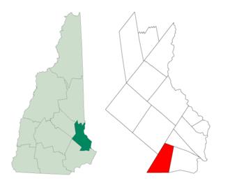 Lee, New Hampshire - Image: Strafford Lee NH