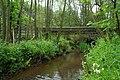 Stream under Mill lane - geograph.org.uk - 1536216.jpg