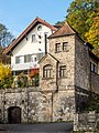 Streitberg Hotel Inn Schwarzer Adler in Streitberg PA300064.jpg