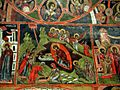 Sts. Theodore Tyron & Theodore Stratelates in Dobarsko Frescos.jpg