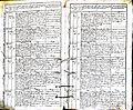 Subačiaus RKB 1832-1838 krikšto metrikų knyga 008.jpg
