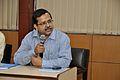 Subhabrata Chaudhuri Addressing - Opening Session - Museum Marketing - Management Development Programme - NCSM - Kolkata 2015-02-23 2969.JPG
