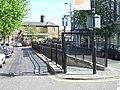 Subway entrance - geograph.org.uk - 1872213.jpg