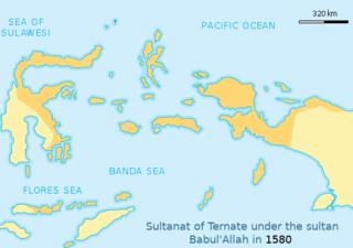 Sultanate of Ternate Sultanate