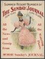 Summer resort number of The Sunday Journal, New York, June 14, 1896 ... - Archie Gunn. LCCN2014649610.tif