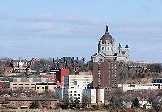 Summit Avenue (St. Paul) United States historic place
